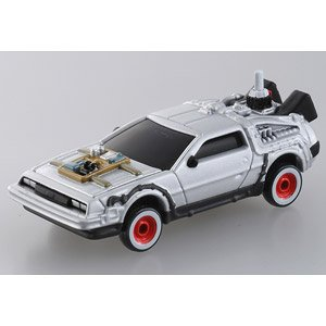 Dream Tomica No.146 De Lorean Part.3 (Tomica)