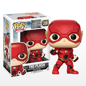 POP! - DC Series: Justice League - The Flash (Completed)
