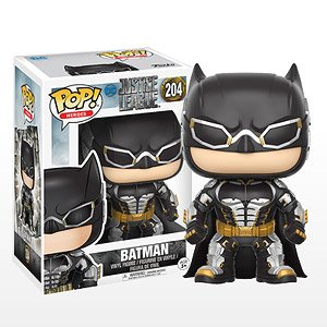 POP! - DC Series: Justice League - Batman (Tactical Batsuit Version) (Completed)