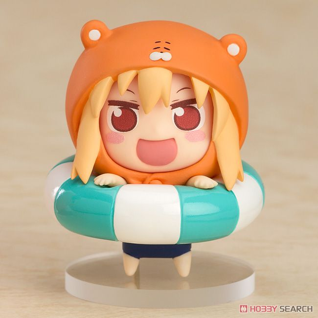Himoto! Umaru-chan Trading Figures #2 (Set of 8) (PVC Figure) Item picture5