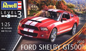 2010 Ford Shelby GT500 (Model Car)