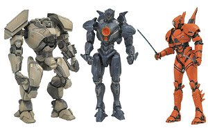Pacific Rim Select/ Pacific Rim: Uprising Series 1: 3 Figures Set (Completed)
