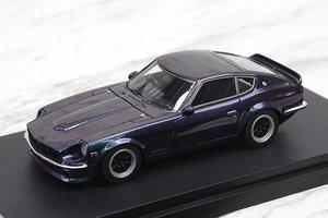 フェアレディ Z S30 ミッドナイトパープル (宮沢模型流通限定) (ミニカー)