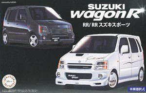 Suzuki Wagon R RR/RR Suzuki Sports (Model Car)
