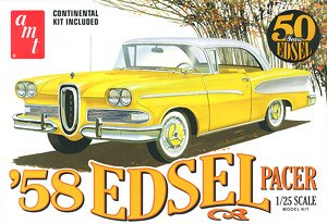 1958 Edsel Pacer (Model Car)