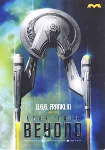 Star Trek Beyond U.S.S. Franklin NX-326 (Plastic model)