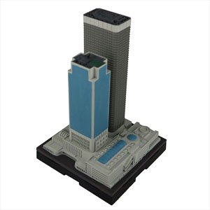 Geocraper Basic Unit High-rise Building Type-A (Completed)