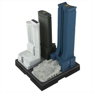 Geocraper Basic Unit High-rise Building Type-B (Completed)