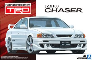 TRD JZX100 Chaser `98 (Toyota) (Model Car)