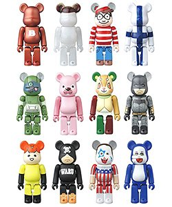 BE@RBRICK Series 35 Super Information!! (Set of 24) (Completed)