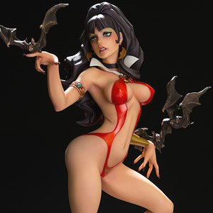 Super Mixture Model Vol.3/ Dynamite vs Rockin`Jelly Bean: Vampirella (Completed)