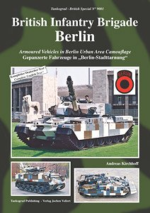 British Infantry Brigade Berlin (Book)