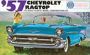 1957 Chevy Ragtop (Model Car)