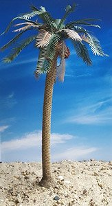 Date Super Detailed Palm Tree (Plastic model)