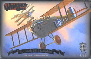 Sopwith 5F.1 Dolphin (Plastic model)