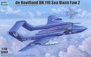 de Havilland DH.110 Sea Vixen FAW.2 (Plastic model)