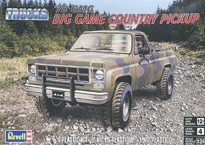 `78 GMC Big Game Country Pickup (Model Car)