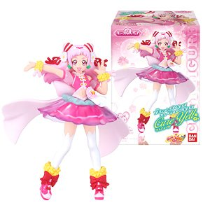 Hugtto! Precure Cutie Figure 1 (Set of 10) (Shokugan)