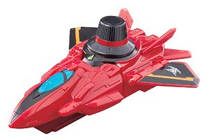 VS Vehicle Series DX Red Dial Fighter (Character Toy)
