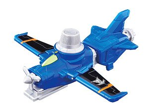 VS Vehicle Series DX Blue Dial Fighter (Character Toy)