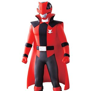 Sentai Hero Collection Lupin Red (Character Toy)