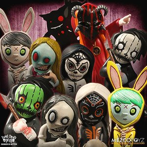 Living Dead Dolls/ 2 Inch Figure Resurrection Series 1 (Set of 12) (Completed)