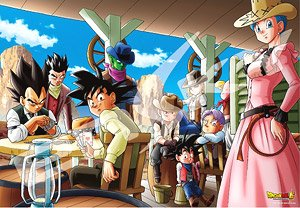 Dragon Ball Super Western Style Jigsaw Puzzles Hobbysearch Anime Goods Store