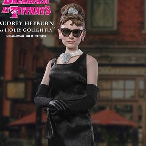 Star Ace Toys My Favorite Movie Series Audrey Hepburn as Holly Golightly 1/6 Scale Collectible Action Figure Regular Ver. (Completed)