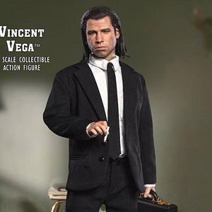Star Ace Toys My Favorite Movie Series [Pulp Fiction] Vincent Vega 1/6 Scale Collectible Action Figure (Completed)