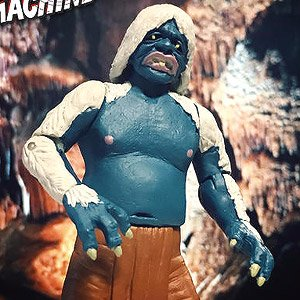 Monstarz / The Time Machine: Morlock 3.75inch Retro Action Figure Midnight Attack Ver (Completed)