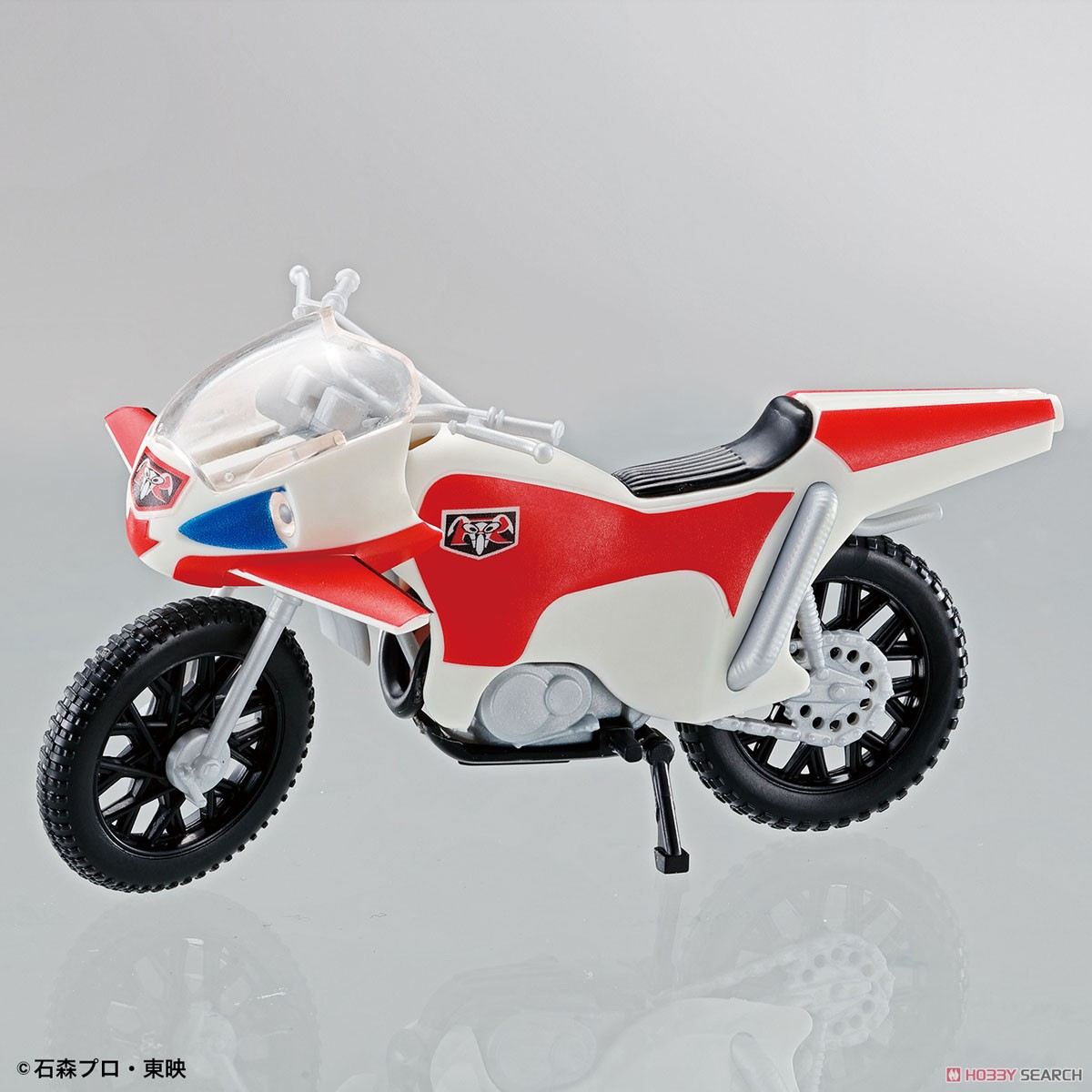 New Cyclone & Kamen Rider New 2nd (Plastic model) Item picture3