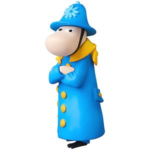 UDF [Moomin] Series 4 The Police Inspector (PVC Figure)