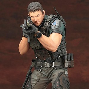 Artfx Chris Redfield (Completed)