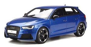 Audi Rs3 2015 Blue Diecast Car Hobbysearch Diecast Car Store