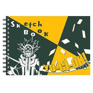 Yu-Gi-Oh! Duel Monsters Zuan Sketchbook/Revolver (Anime Toy