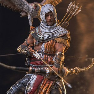 Assassin S Creed Origins Bayek Dx 1 10 Art Scale Statue