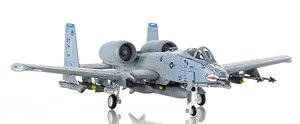 A-10C Thunderbolt II 74th FS `Flying Tigers` (完成品飛行機)