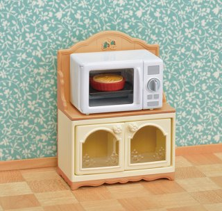 Sylvania Family Furniture Cupboard //Oven Range Set