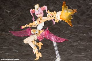 Megami Device Chaos /& Pretty Magical Girl 1//1 Scale 140mm Model Kit w// Tracking