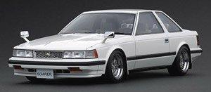 Toyota Soarer 2800GT (Z10) White SS-Wheel (ミニカー)