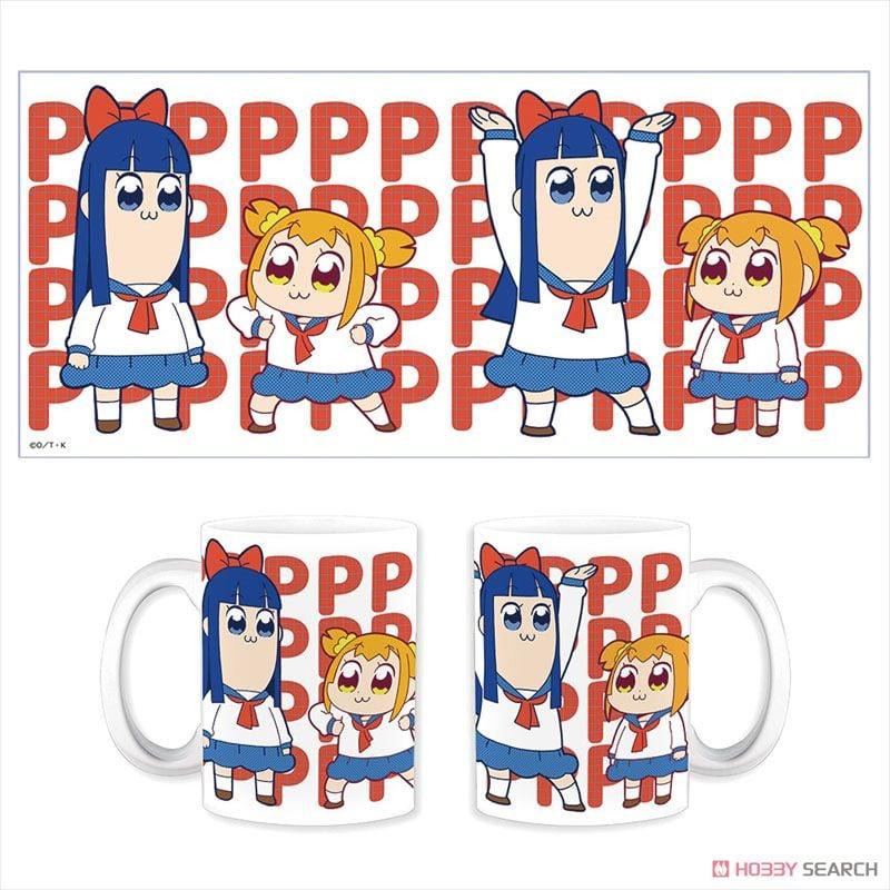ポプテピピック PPPマグカップ (キャラクターグッズ)