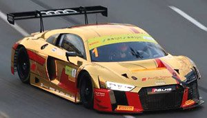 Audi R8 LMS No.1 - Audi Sport Team WRT 2nd FIA GT World Cup Macau 2017 Robin Frijns (ミニカー)
