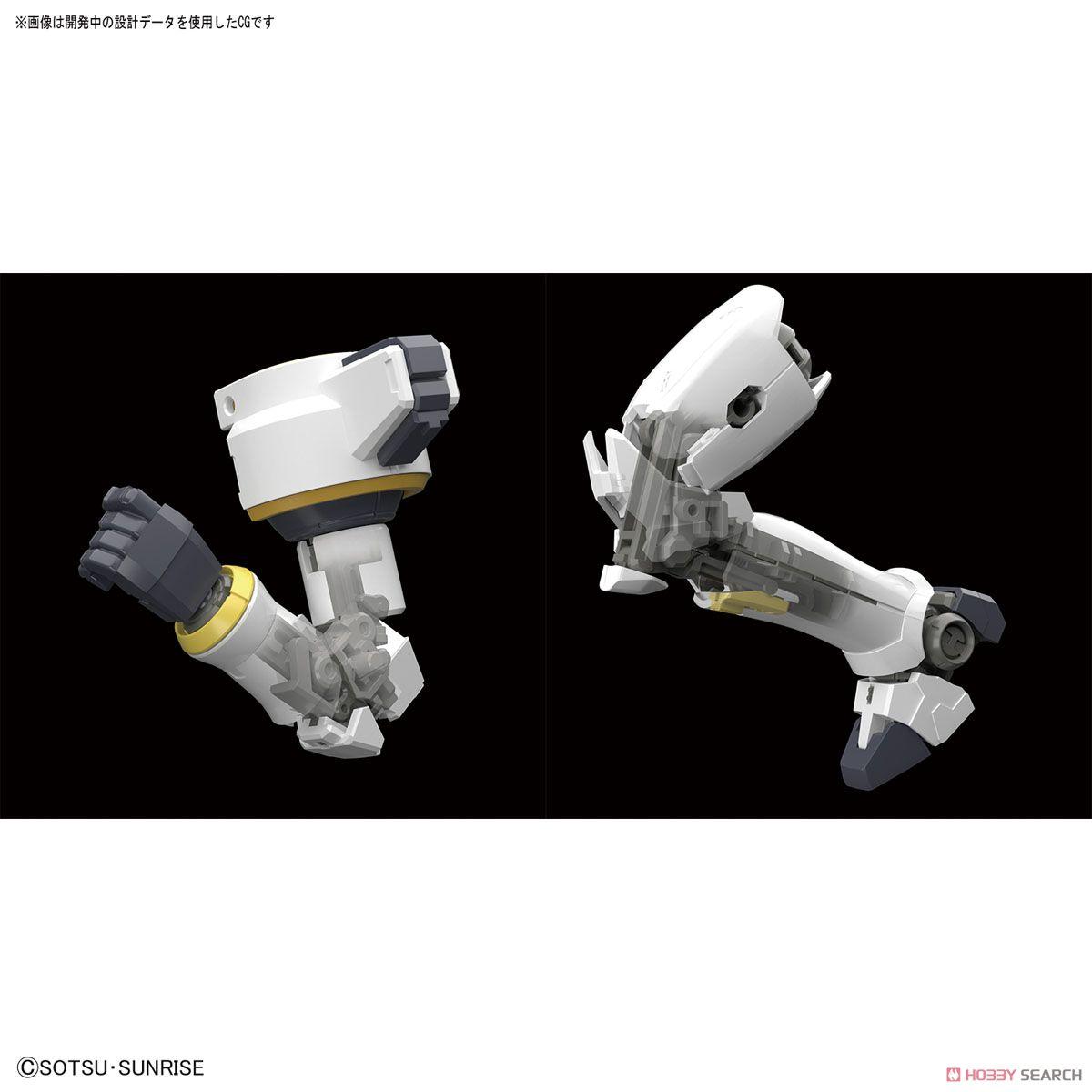 OZ-00MS Tallgeese EW (RG) (Gundam Model Kits) Other picture6