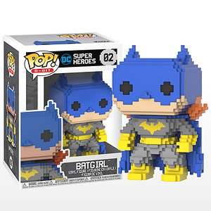 POP! - DC Series: DC Comics - Batgirl (8-Bit Version) (Completed)