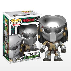 POP! - Movie Series: Predator - Predator (Masked Version) (Completed)
