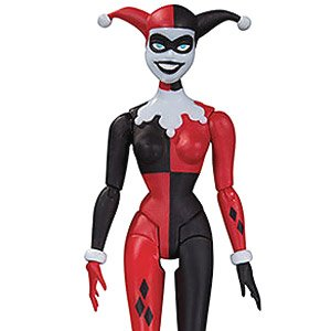 Batman The Animated Series Harley Quinn Expressions Pack Action Figure Toy