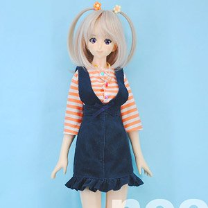 POPmate / Noel (Body Color / Skin White) w/Body Make Set (Fashion Doll)