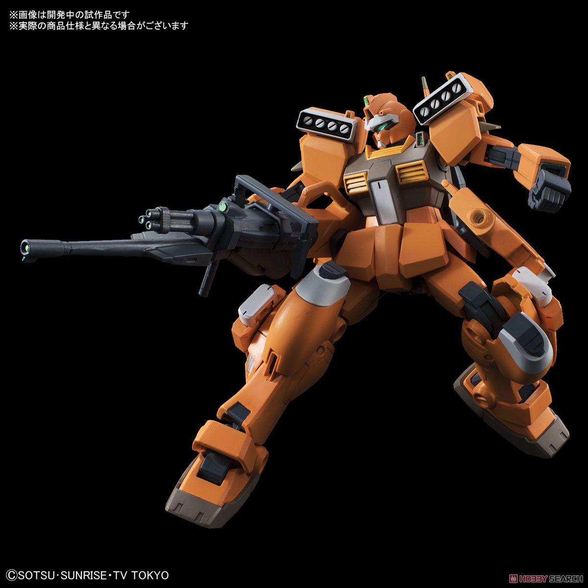 GM III Beam Master (HGBD) (Gundam Model Kits) Item picture7