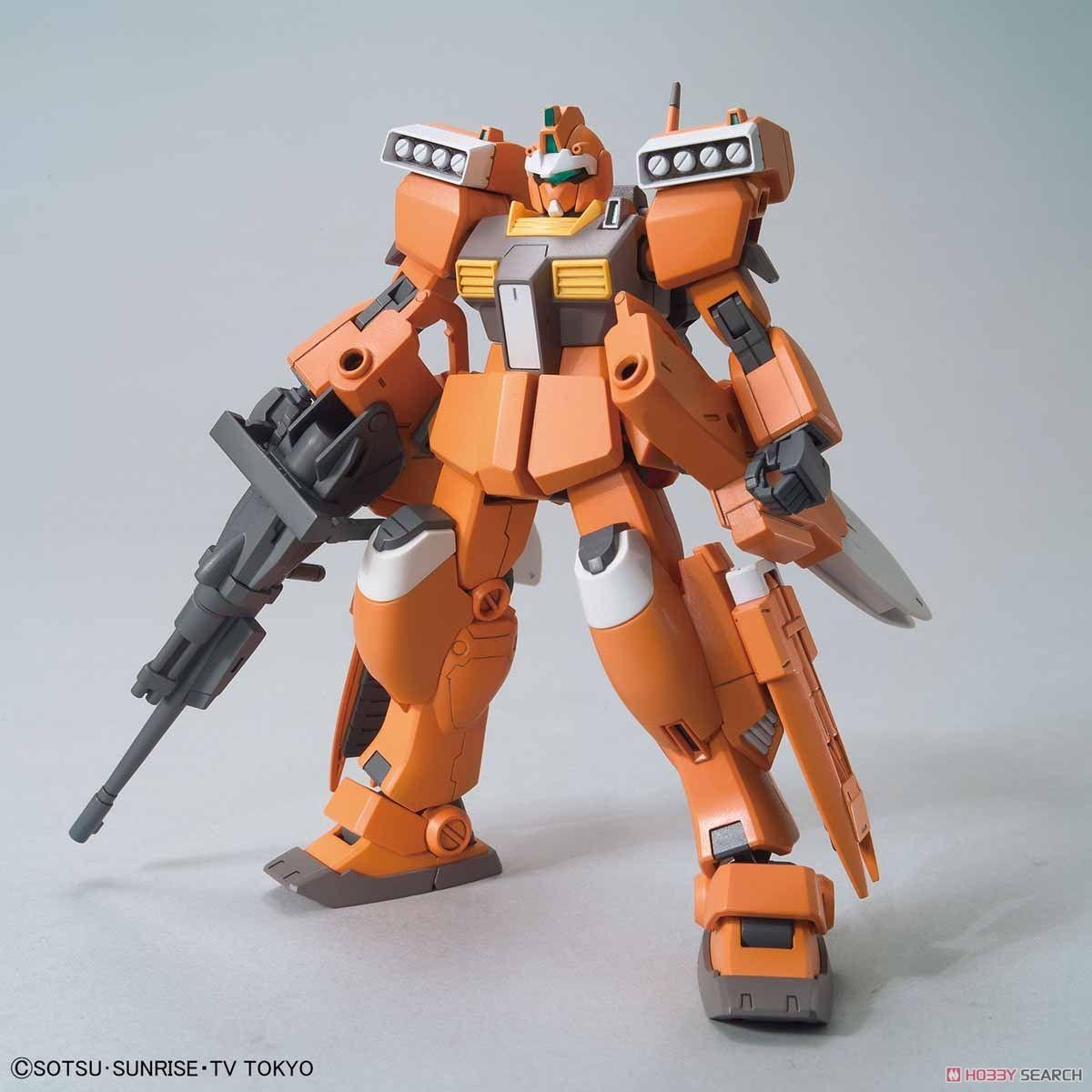 GM III Beam Master (HGBD) (Gundam Model Kits) Item picture1