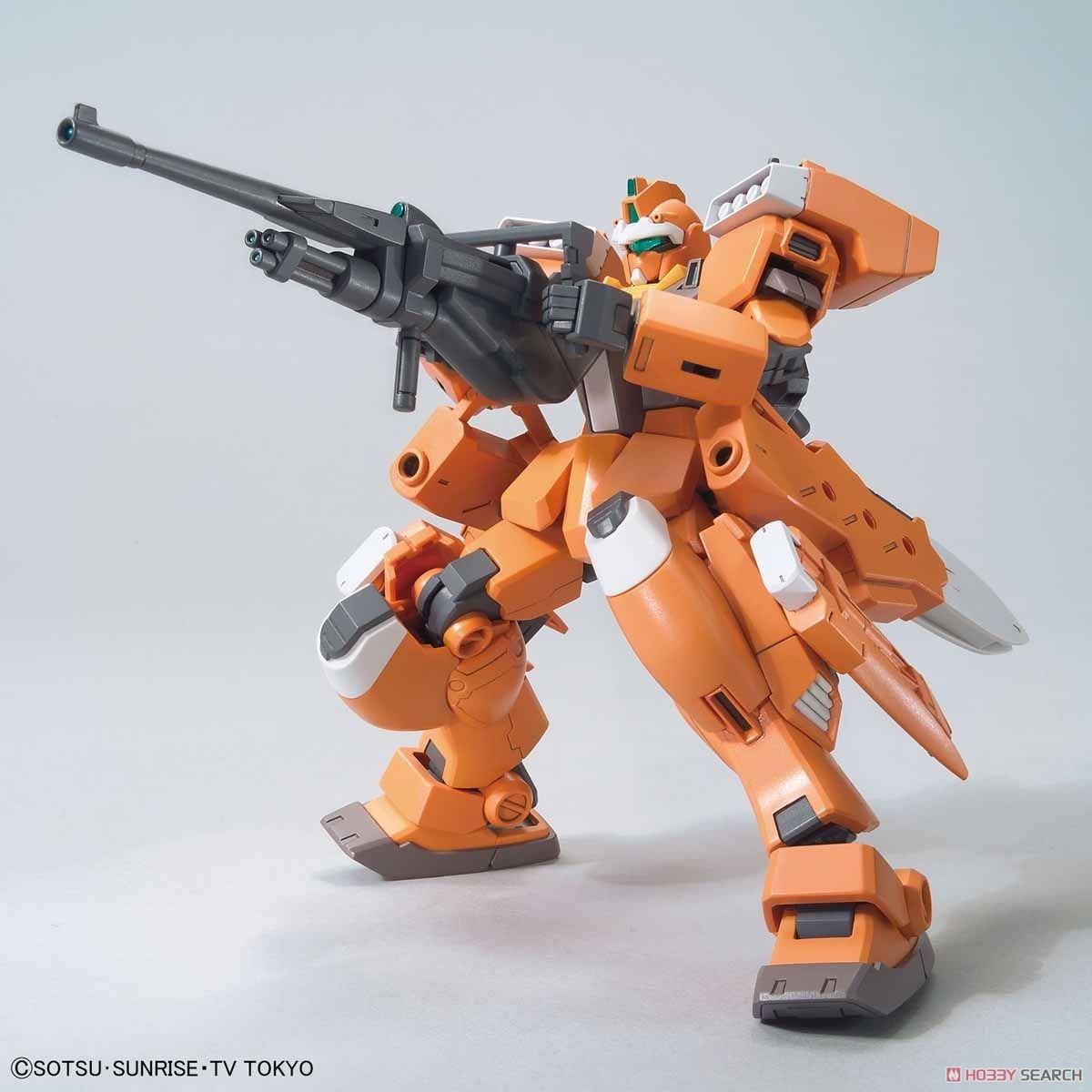 GM III Beam Master (HGBD) (Gundam Model Kits) Item picture3